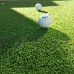 久々のゴルフコンペ!