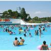 豊島園のプールの「ふわふわウォーターランド」を体験してきました!